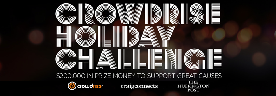 Help SPINALpedia win the Crowdrise Holiday Challenge!