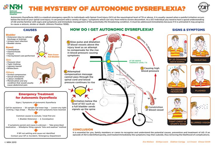 Help Your Healthcare Professionals Understand AD (Autonomic Dysreflexia)