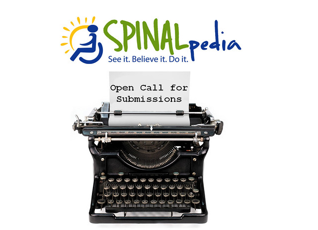 SPINALpedia Open Call for SCI Article Submissions