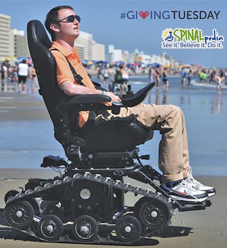 Give to SPINALpedia on #GivingTuesday