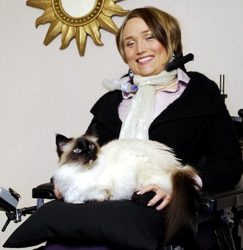 SCI Superstar: Nina Muhonen