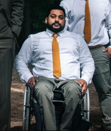 SPINALpedia: SPINALpedia Disability Employment Success Stories Campaign: Harsh Thakkar