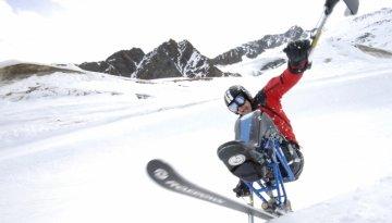 Adaptive Sports for Paraplegics