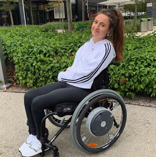 Guest Post: Your Wheelchair, and the Type You Use, Does Not Define You by Erin Field