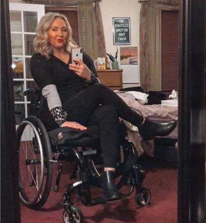 Guest Post: How I Learned to Live Again Amidst my Spinal Cord Injury by Nikki Walsh