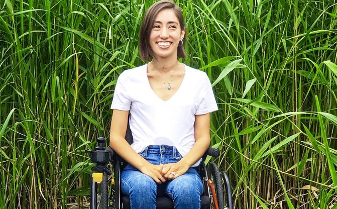 SCI Superstar: Julia Olson