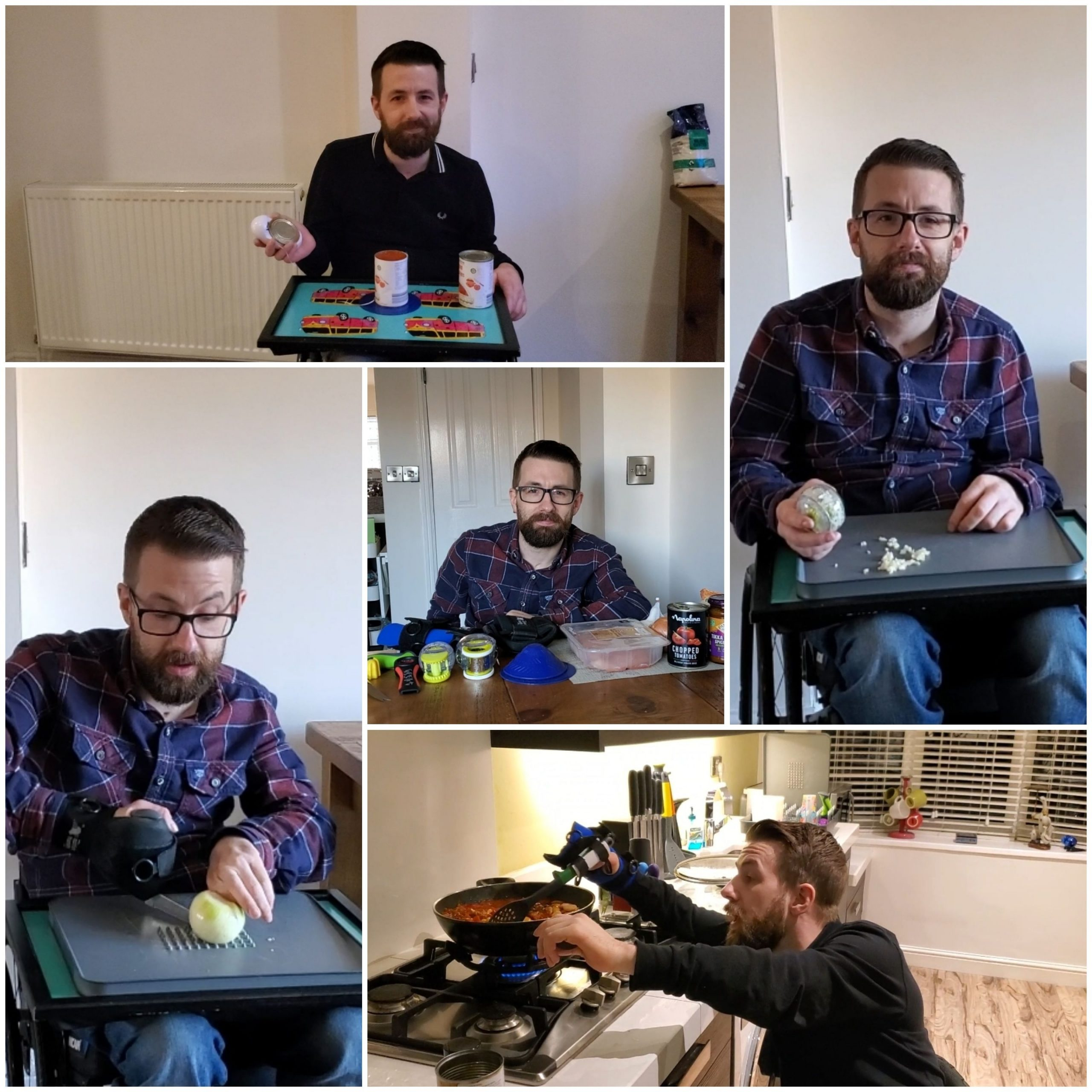 Guest Post: Quad In The Kitchen by Gareth Herridge
