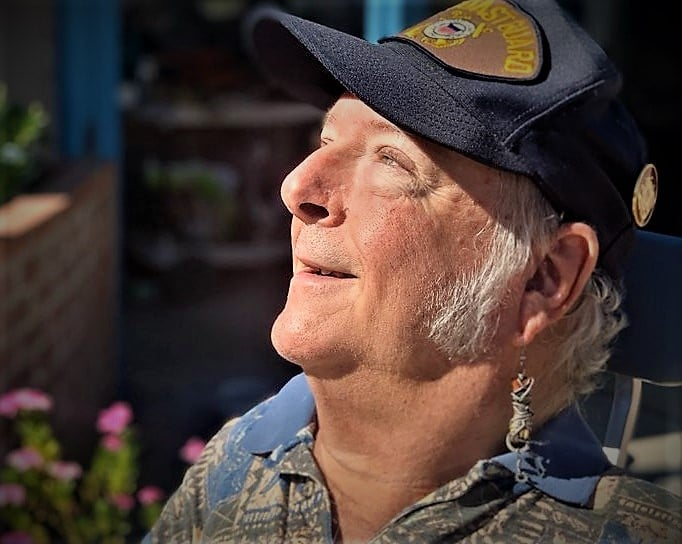 Life After Paralysis Episode 33: 40 Years Paralyzed – Ron Trozzi and His Green Thumb Life in Arizona