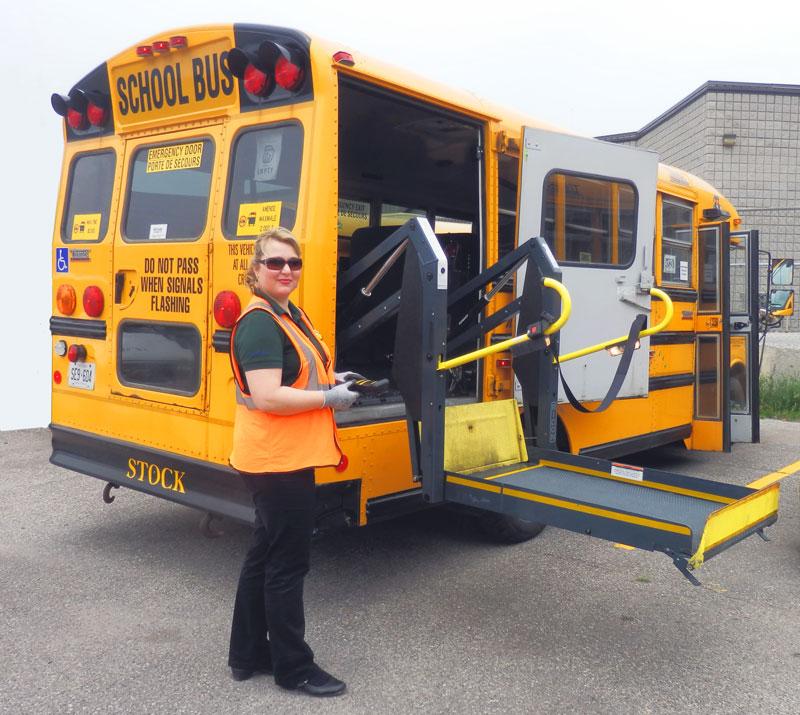 Guest Post: The High School Bus Ride by Luna Fera