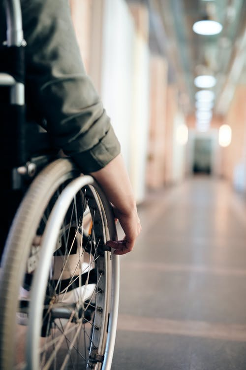 Guest Poem: More Than My Disability by Luna Fera