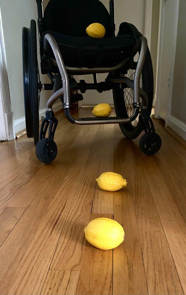 Guest Poem: When Life Gives You Lemons by Luna Fera