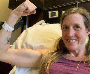 Life After Paralysis Episode 37: Newly Injured Melissa Childers Shines a Light on Spinal Strokes